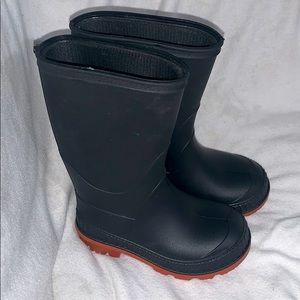 Infant Boy 5/6 rain boots. Never worn!